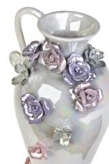 Ваза для цветов Перламутровые цветы