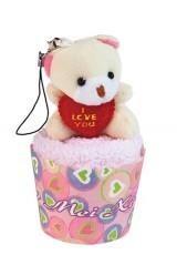 Набор подарочный Влюбленный мишка