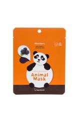 Маска тканевая c экстрактом ежевики Animal mask series - Panda