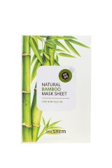 Маска тканевая Natural Bamboo Mask Sheet