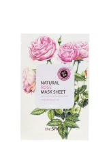 Маска тканевая Natural Rose Mask Sheet