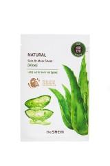 Маска тканевая Natural Skin Fit Mask Sheet - Aloe
