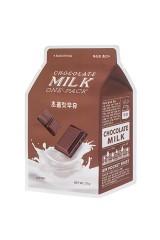 Маска для лица тканевая A'PIEU Chocolate Milk One-Pack