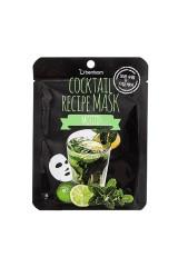 Маска для лица Cocktail Recipe Mask - Mojito 20г