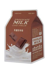 КОРЕЯ A'Pieu Маска для лица тканевая Chocolate Milk