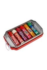 LS Набор блесков для губ Coca Cola - Tin Box