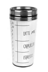 Термокружка с крышкой Виды кофе