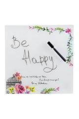 Доска-мемо Цветы счастья