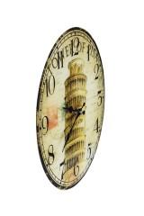 Часы настенные Пизанская башня