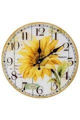 Часы настенные Солнечный подсолнух
