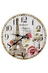 Часы настенные Романтика Парижа