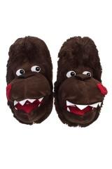 Тапочки домашние Смешная горилла