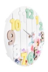 Часы настенные Изысканные цветы