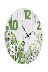 Часы настенные Нежность листвы