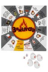 Игра настольная развлекательная для взрослых Зажигай!