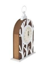 Часы настольные Лес
