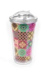 Термостакан Марокканский стиль