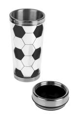 Термокружка с крышкой Мяч