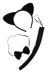 Набор аксессуаров для маскарада Кошечка