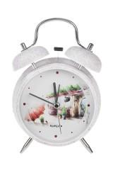 Часы настольные Сказочный дом