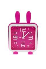 Часы настольные Зайчик
