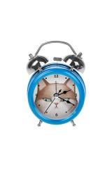 Часы настольные Котик