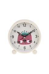 Часы настольные Котик с короной