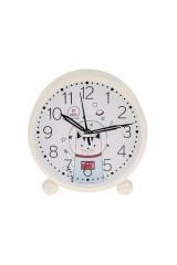 Часы настольные Котик-космонавт