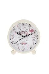 Часы настольные Котик-йог