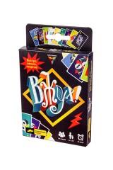 Игра настольная карточная развлекательная Вжух!