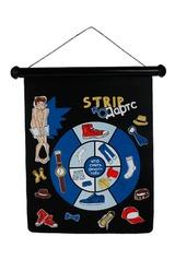 Игра настенная спортивно-развлекательная Стрип-дартс
