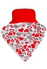 Грелка декоративная Сердца