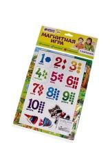 Игра-магнитное поле Веселые цифры