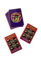 Игра настольная развлекательная, карточная для взрослых Крокодил Вечеринка