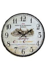 Часы настенные Сосновые веточки