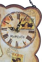 Часы настенные Мечтательный ангел