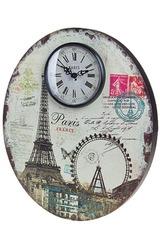 Часы настенные Панорама Парижа