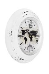 Часы настенные Континенты
