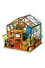 Интерьерный конструктор для творчества Зимний сад