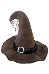Шляпа маскарадная для взрослых Старая ведьма