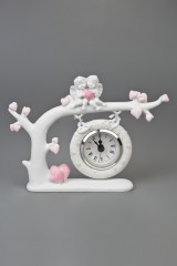 Часы настольные Дерево любви