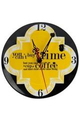 Часы настенные/настольные Кофе тайм