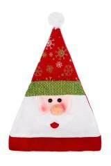 Колпак новогодний для взрослых Дед Мороз