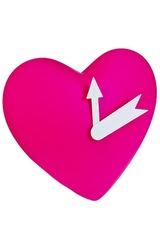 Часы настенные Сердце ангела