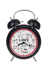 Часы настольные Превратности любви