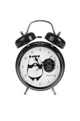 Часы настольные Влюбленная панда