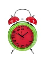 Часы настольные Арбузик