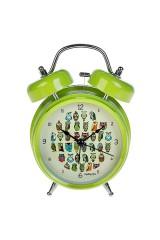 Часы настольные Цветные совики
