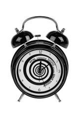 Часы настольные Жизнь полосатая