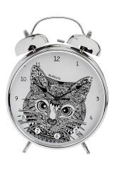 Часы настольные Пейсли кот